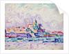 Antibes (study) by Paul Signac