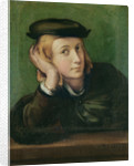 Portrait of a Young Man by Parmigianino