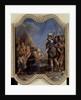 Volumnia before Coriolanus by Guercino