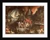Aeneas in the underworld by Jan the Elder Brueghel