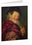 Democritus by Antoine Coypel