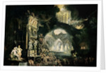 Hell by Francois de Nome