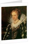 Portrait of Jacqueline van Caestre, wife of Jean-Charles de Cordes by Peter Paul Rubens