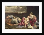 The Rest on the Flight into Egypt by Orazio Gentileschi