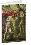 The Baptism of Christ by El Greco