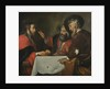 The Supper at Emmaus by Bernardo Strozzi