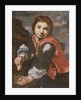 Young Roman Peasant by Bernardt Keil or Keyl