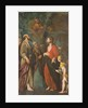 Conversion of Zaccheus by Bernardo Strozzi