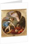 Elijah Rescued by an Angel by Laurent de La Hire or La Hyre