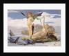 Eros and Aphrodite by Edouard Toudouze