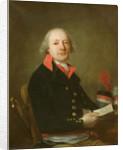 Commissioner during the Guerres de l'An IX by Jacques Wilbaut