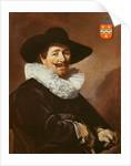 Andries van der Horn by Frans Hals