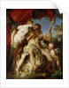 Hercules and Omphale by Francois Lemoyne