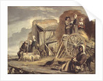 The Haycart, or Return from Haymaking by Louis Le Nain