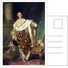 Full-length Portrait of Louis XVI, King of France and Navarre by Joseph Siffred Duplessis