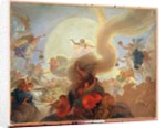 Hosanna (ceiling project for the Chapel of Versailles) by Charles Le Brun
