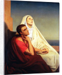 St. Augustine and his mother St. Monica by Ary Scheffer