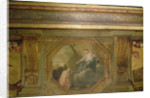 Ceiling of the Hôtel La Rivière by Charles Le Brun