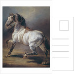 A Study of a Horse by Theodore Gericault