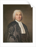 Portrait of J.B Francois, Count of the Michodière, Provost of the Merchants from 1772 to 1778 by Joseph Siffred Duplessis