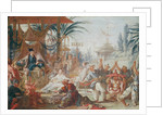 Chinoiseries: Danse Chinoise by Francois Boucher