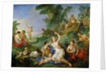 The Triumph of Bacchus by Charles Joseph Natoire