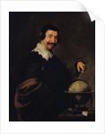 Democritus, or The Man with a Globe by Diego Rodriguez de Silva y Velazquez