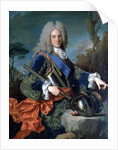 Portrait of Philip V by Jean Ranc