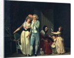 Those who Inspire Love Extinguish it, or The Philosopher by Louis Leopold Boilly