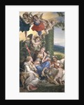 Allegory of the Virtues by Correggio