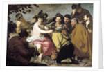 Triumph of Bacchus by Diego Rodriguez de Silva y Velazquez