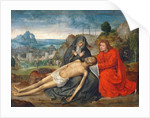 Pieta by Quentin Massys or Metsys