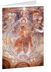 Christ Pantocrator by French School