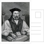 John Whitgift Archbishop of Canterbury by George Virtue