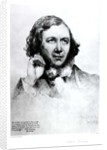 Portrait of Robert Browning 1859 by Field Talfourd