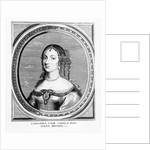 Catherine of Braganza by English School
