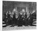 The Signing of the Treaty of Utrecht on by Dutch School