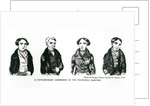 A Contemporary Impression of the Tolpuddle Martyrs by English School