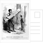 'Not So Very Unreasonable, Eh?', cartoon from Punch Magazine by English School
