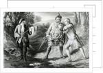 Rob Roy Parting Duellists Rashleigh and Francis Osbaldistone by James Blake McDonald