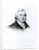 Portrait of Samuel Taylor Coleridge engraved by Henry Meyer by Charles Robert Leslie