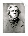 William Makepeace Thackeray by Samuel Laurence