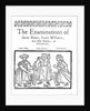 The Examinations of Anne Baker, Joanne Willimot and Ellen Greene by English School