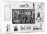Iron-Making with a General View of Rolling Iron by English School