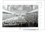 A View of the Trial of Warren Hastings before the Court of Peers in Westminster Hall by English School