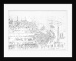 The Siege of Boulogne by King Henry VIII in 1544 by Samuel Hieronymous Grimm
