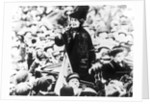Mrs Emmeline Pankhurst Addressing a Crowd in New York by English Photographer