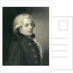 Portrait of Wolfgang Amadeus Mozart Austrian composer by Johann Heinrich Wilhelm Tischbein