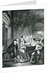 'Vos Yeux Commencent nos Tourments' from 'Choix de Chansons' by Anonymous