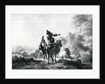 The Bag Piper by Nicolaes Pietersz. Berchem
